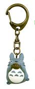 Ocarina Totoro Charm My Neighbor Totoro 3D PVC Keychain