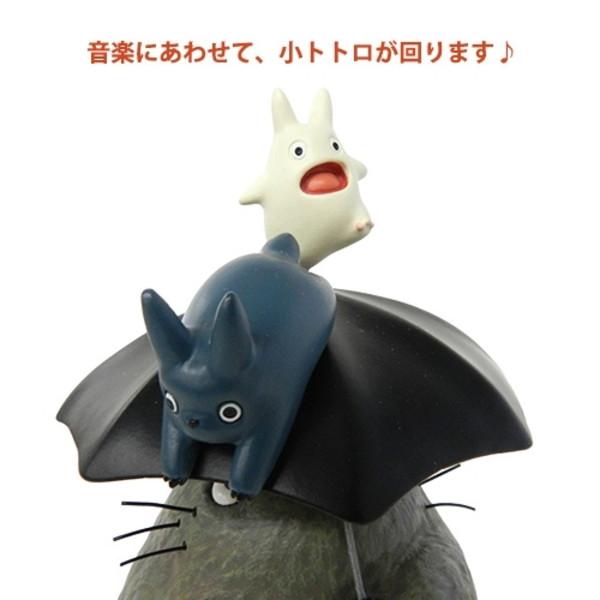 Totoro My Neighbor Totoro Benelic Music Box Statue