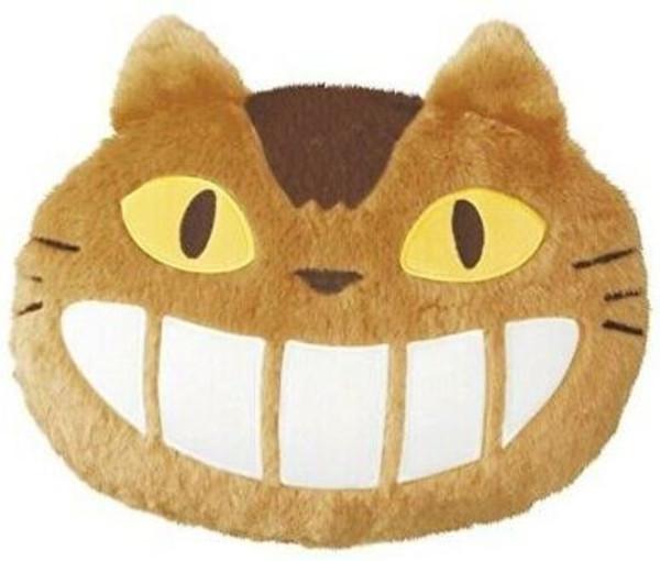 Catbus My Neighbor Totoro Marushin Pillow