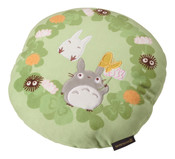 Totoro Clovers and Flowers My Neighbor Totoro Marushin Mochi Mochi Pillow