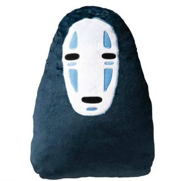 No Face Spirited Away Marushin Pillow