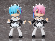 Rem & Ram Re:ZERO Yurumari Soft Vinyl Figure Set