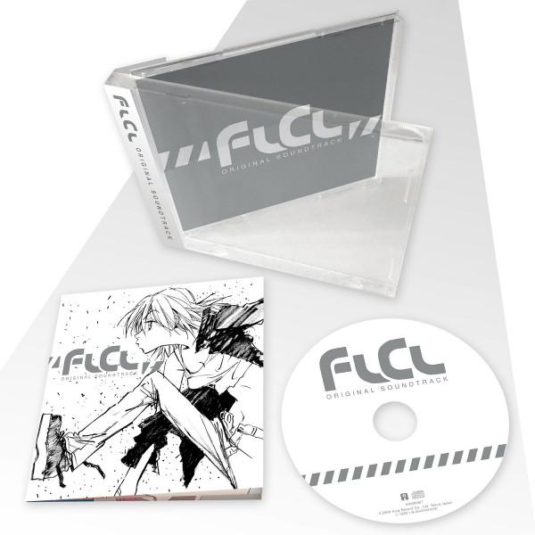 FLCL Original Soundtrack 1 CD