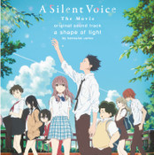 A Silent Voice Original Soundtrack CD
