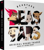 Beastars Season 1 Deluxe Edition Vinyl Soundtrack