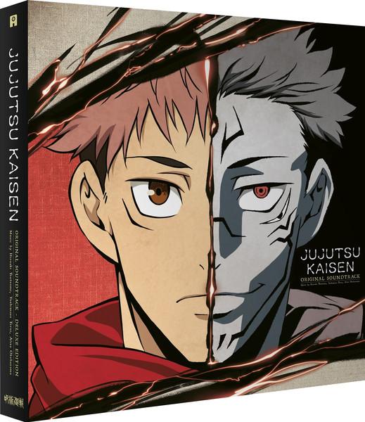 Jujutsu Kaisen Deluxe Edition Vinyl Soundtrack