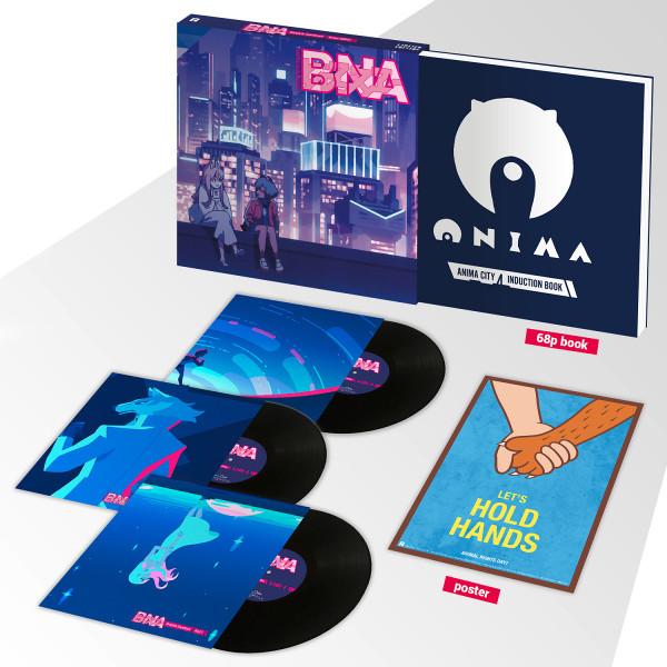 BNA Brand New Animal Deluxe Edition Vinyl Soundtrack