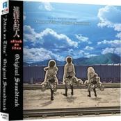Attack on Titan Season 1 Original Soundtrack CD