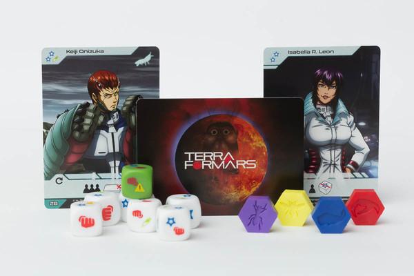 Terra Formars Game