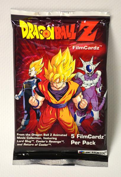 Dragon Ball Z FilmCardz