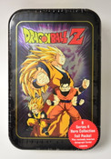Dragon Ball Z Trading Card Game: Series 4 Collectible Tin