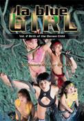 La Blue Girl DVD 2