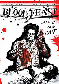 Blood Feast 2 DVD 631595031997