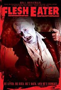 Flesh Eater DVD 631595033090