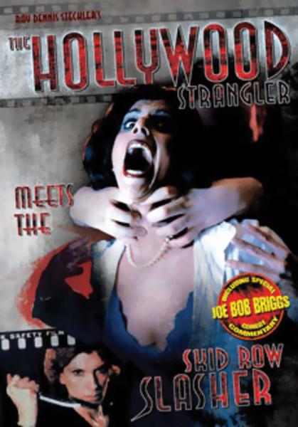 Hollywood Strangler Meets the Skid Row Slasher DVD