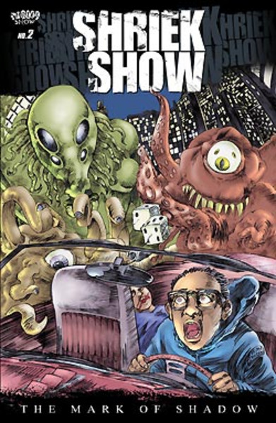 Shriek Show Comics Volume 2
