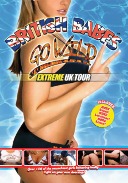 british babes go wild