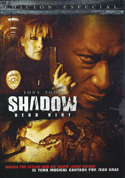 Shadow Dead Riot DVD (Spanish) (Rated)