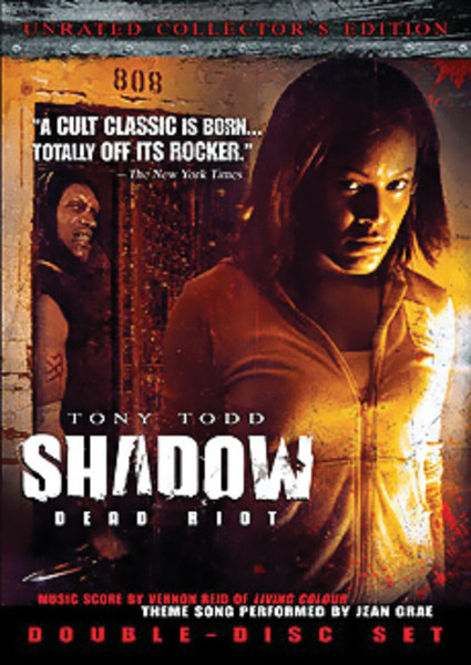 Shadow Dead Riot Collector's Edition DVD (Unrated)