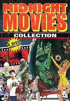 Midnight Movie Collection DVD 631595070156