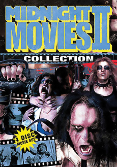 Midnight Movie Collection 2 DVD 631595070453