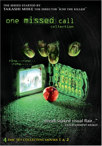 One Missed Call DVD Collection 631595071382
