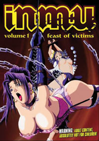 Inmu Feast of Victims DVD Adult 631595080865