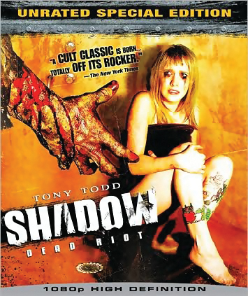 Shadow: Dead Riot Blu-ray 631595081794