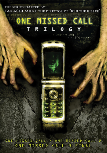 One Missed Call Collection DVD 631595081886
