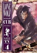 Lone Wolf & Cub TV DVD 4