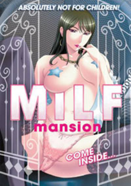 Milf Mansion DVD