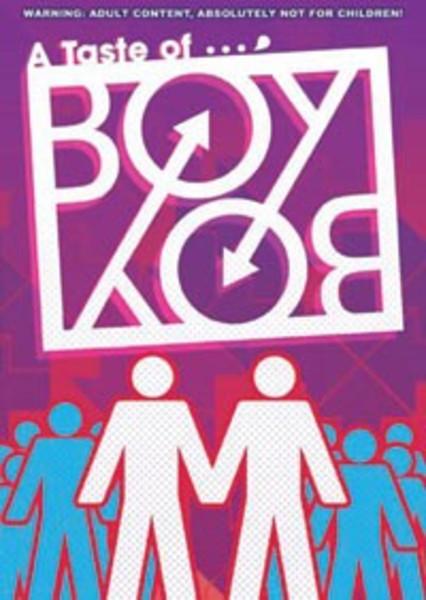 A Taste of Boy Boy DVD + Scandalous Seiryo University Manga Volume 1