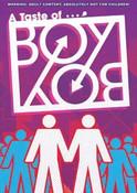 A Taste of Boy Boy DVD + A King's Lesson Manga