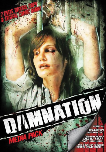 Damnation Media Pack DVD 631595093995