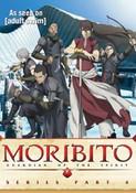Moribito Guardian of the Spirit DVD 7-8