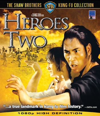 Heroes Two Blu-ray LiveAction 631595100686