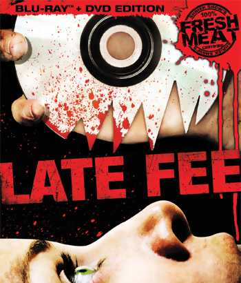 Late Fee Blu-ray/DVD 631595100792