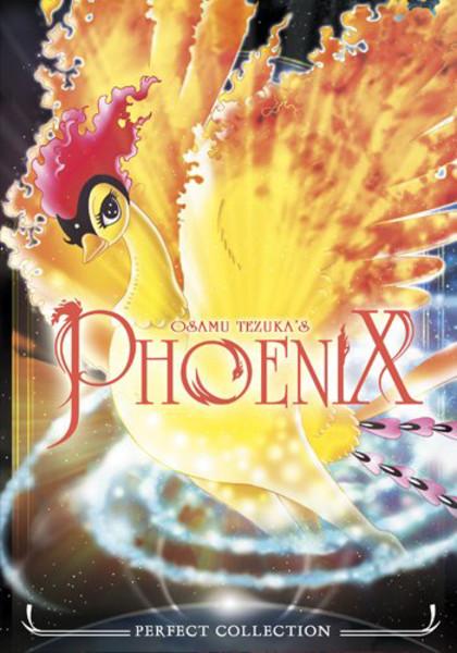 Phoenix (Hinotori) Complete Collection DVD Litebox