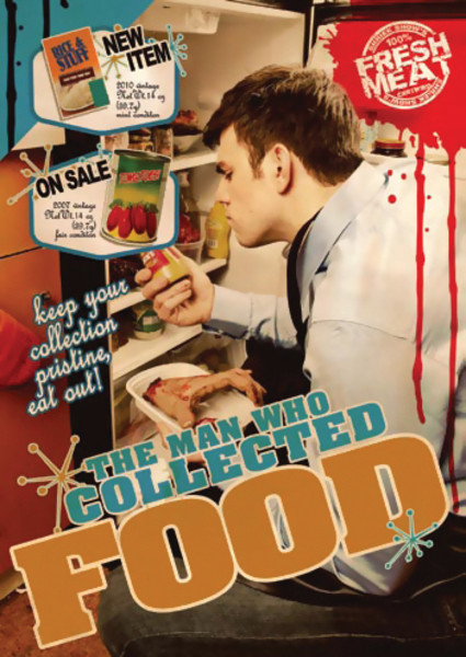 The Man Who Collected Food DVD