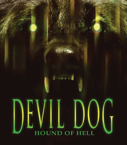 Devil Dog Hound From Hell Blu-ray 631595110395