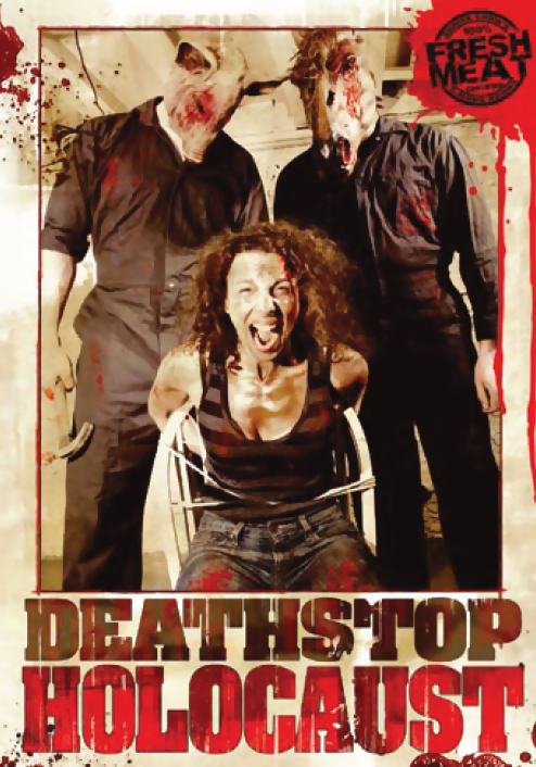 Death Stop Holocaust DVD 631595110692