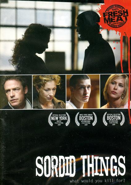 Sordid Things DVD