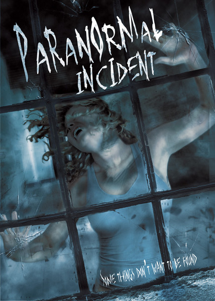 Paranormal Incident DVD