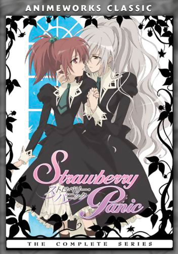 Strawberry Panic Complete Series DVD Classic Collection 631595121476