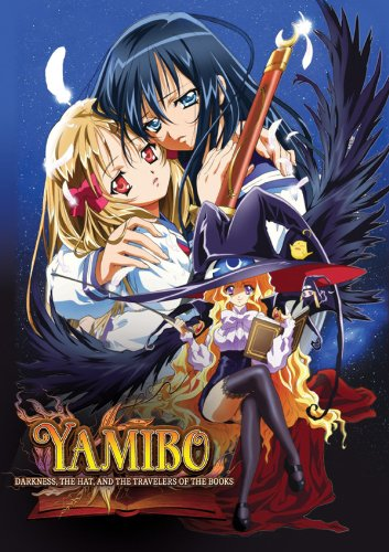 Yamibo Darkness, The Hat, and Travelers of the Books DVD