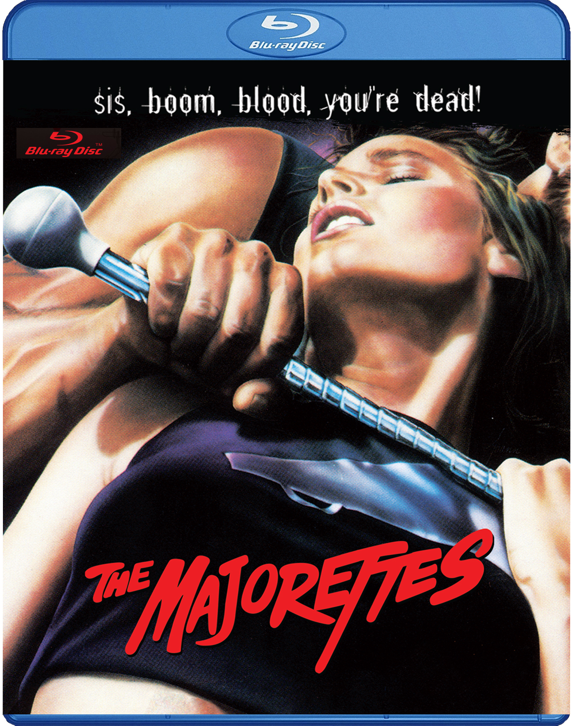 The Majorettes Blu-ray 631595160888