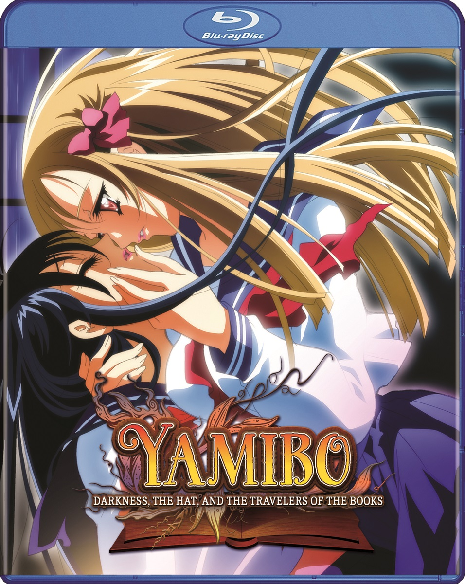 Yamibo Darkness, The Hat, and Travelers of the Books Blu-ray 631595161076