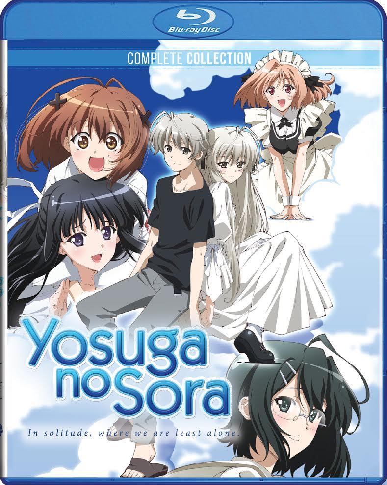 Yosuga no Sora Blu-ray 631595170276