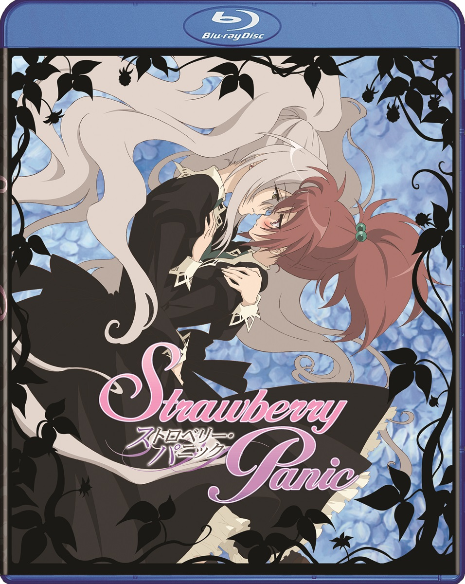 Strawberry Panic Complete Series Blu-ray 631595180671
