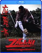 Zatoichi Blu-ray